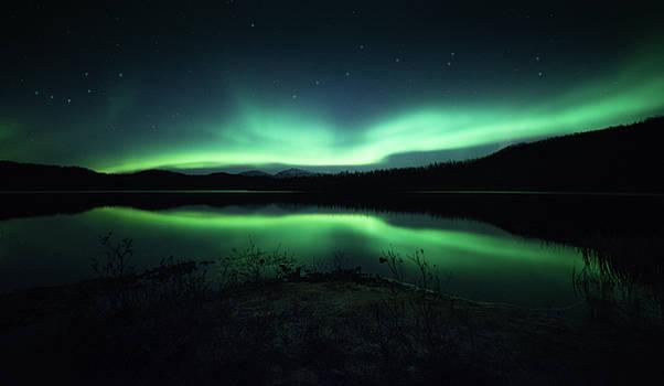 Lighting Up The Dark by Tor-Ivar Naess