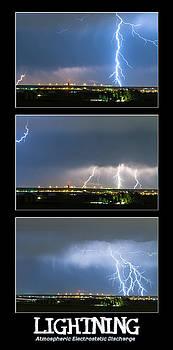 James BO Insogna - Lightning - Atmospheric Electrostatic Discharge