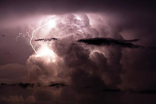 Lightning by Dario Pozzati