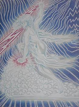 Lightning Goddess by Jacki Randall