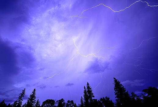 Jedediah Hohf - Lightning Storm