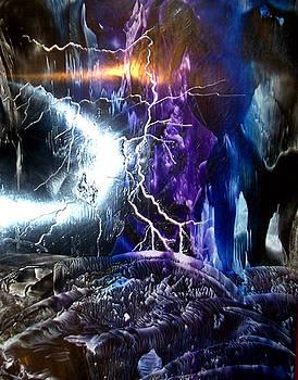 Lightning Strikes by Tezz J