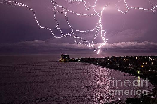 Bob Hislop - Lightning up the Night