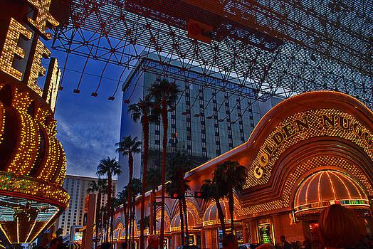 Susanne Van Hulst - Lights in Down Town Las Vegas
