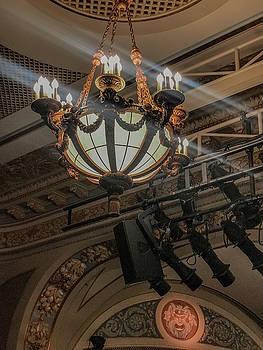 Lights of Broadway by Joseph Yarbrough