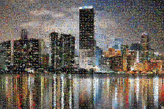 Lights of Miami by Gilberto Viciedo