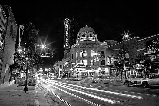 Lights on Main in Kansas Ctiy by Steven Bateson