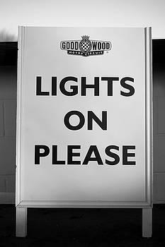 Lights On Please by Robert Phelan