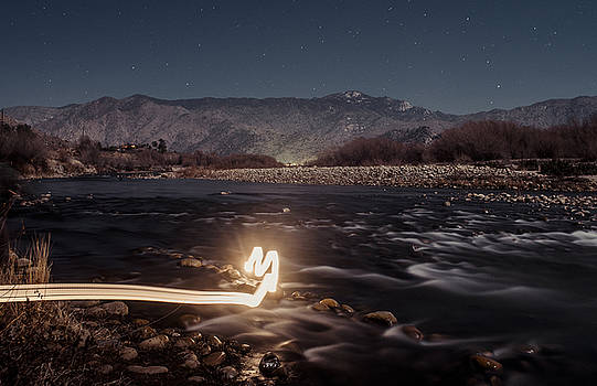 Lightscapes 6 by Justin Carrasquillo