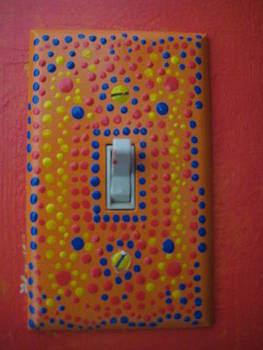 Lightswitch  by Marc Sevigny