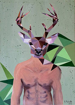 Like A Deer by Kristine Sedmale