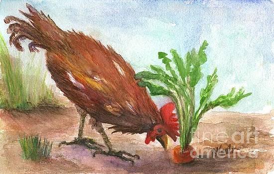 Lil' Chicken by Bev Veals