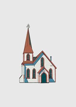 Thomas Olsen - Lil church