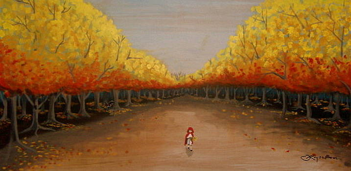 Lil Red's Long Road Home by Rory Moorer