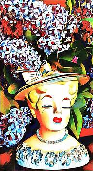 Lilac Lady by Karen Newell