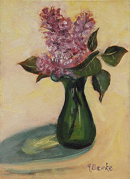 Mary Benke - Lilac Reflections