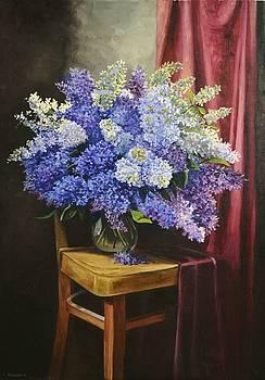 Lilac by Sergey Lutsenko