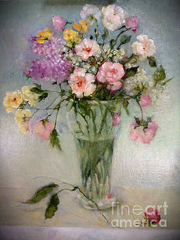 Lilacs and Pinks by Kathleen Hoekstra