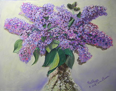 Lilacs by Kathryn Smithson