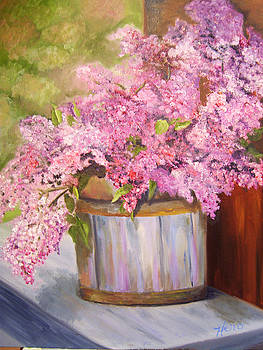 Lilacs by Marcia  Hero