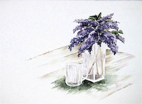 Lilacs by Renee Goularte