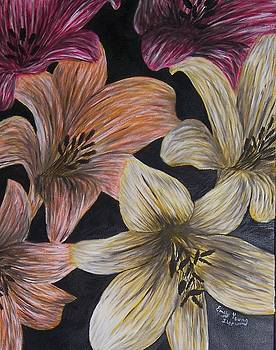 Lilies by Emily Young