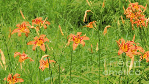 Jenny Revitz Soper - Lilies Of the Park