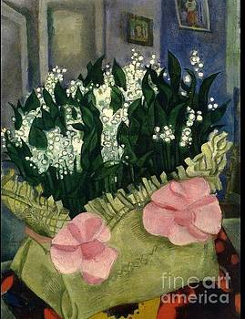Marc Chagall - Lilies Of The Valley