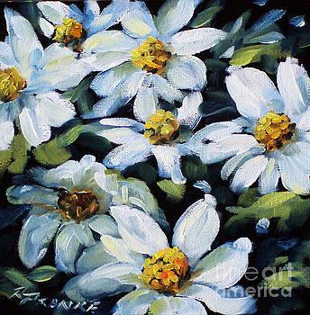 Lilies by Richard T Pranke