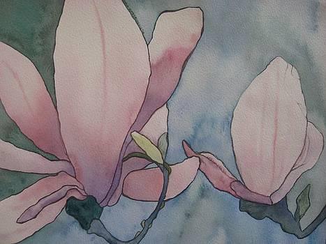 Lilies by Theodora Dimitrijevic
