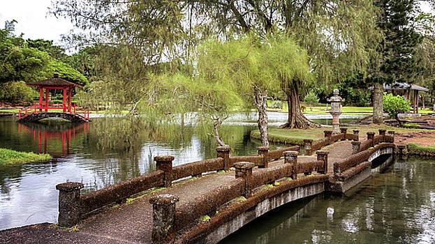 Susan Rissi Tregoning - Liliuokalani Gardens