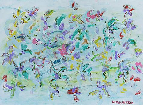 Lillies  by Alfredo Correa