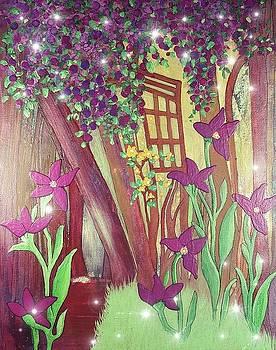 Lillies and Sugarplums by Cynthia Silverman