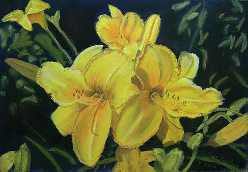 Lillies by Kathryn Smithson