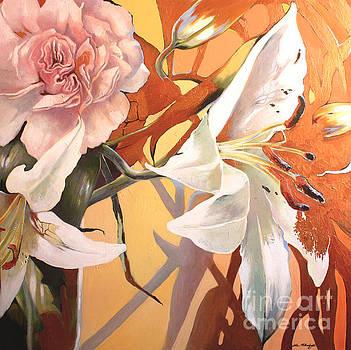 Lilly Melange by Lin Petershagen