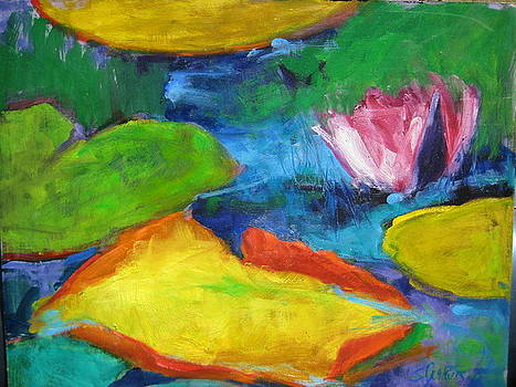 Lilly Pond by Susan Jenkins