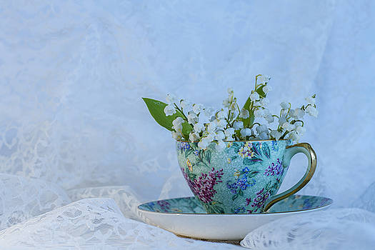 Lily Of Valley by Diane Fifield