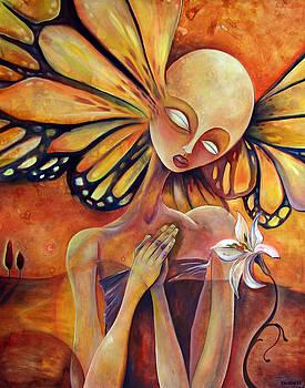 Lily Prayer by Jenna Fournier