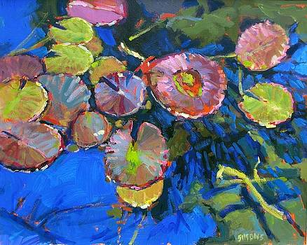 Lilypads by Brian Simons