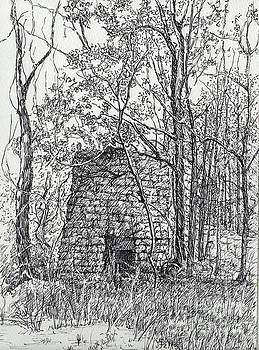Lime Kiln, Erin, TN by Janet Felts