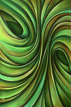 'Lime' by Michael Lang