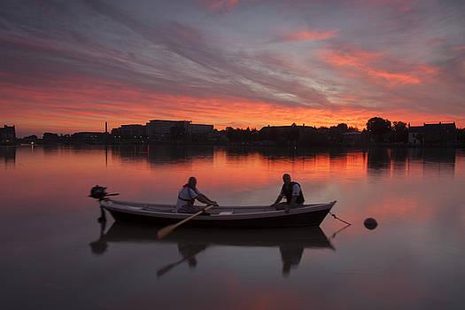 Dominick Moloney - Limerick boatmen