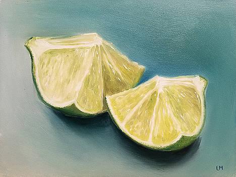 Limes by Linda Merchant