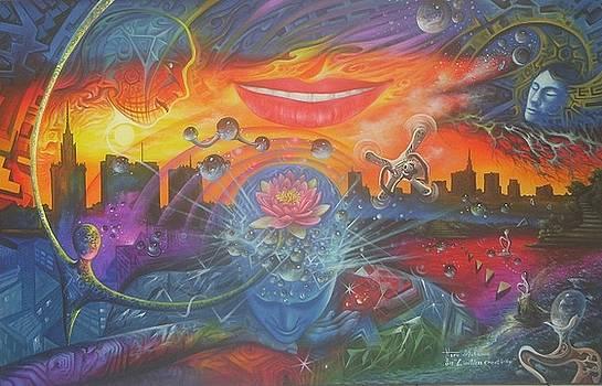 Limitless Creativity 1 by Heru Muhawa