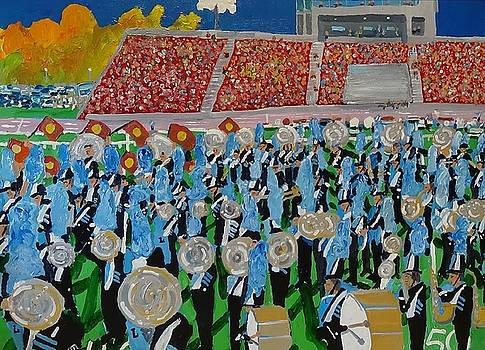Lincoln Band by Rodger Ellingson