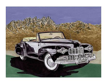 Jack Pumphrey - Lincoln Continental MK I