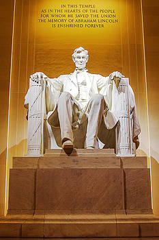 Lincoln by Gregory Johnson