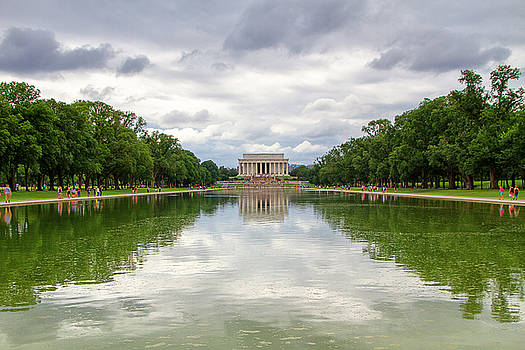 Lincoln Memorial by Newman Artography
