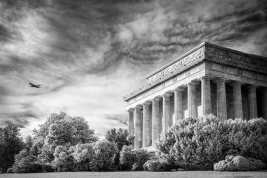 Lincoln Memorial by Paul Seymour