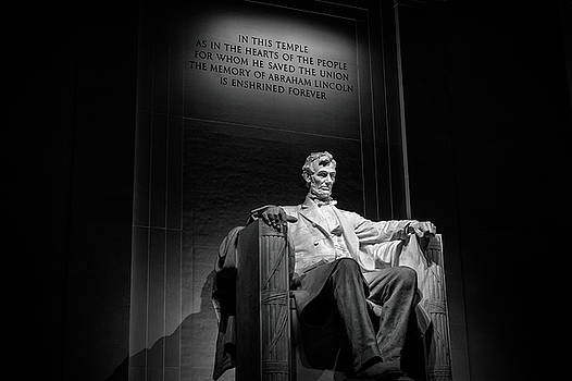 Lincoln  by Rob Dietrich